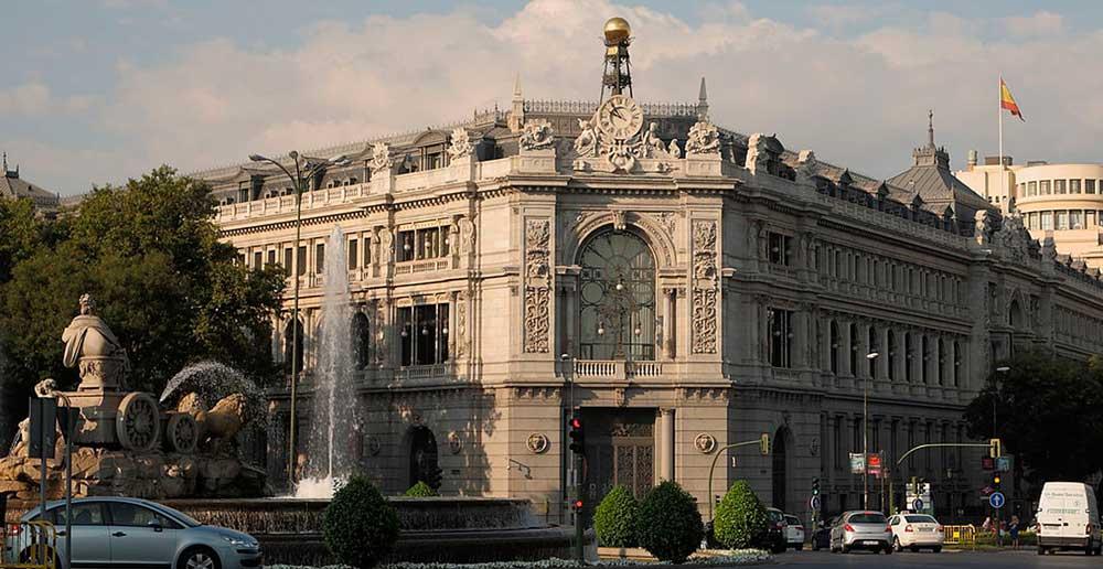 El Banco de España, cambios en normas de información
