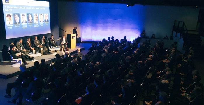 Gran éxito de la Spanish Conference celebrada en Mipim 2016