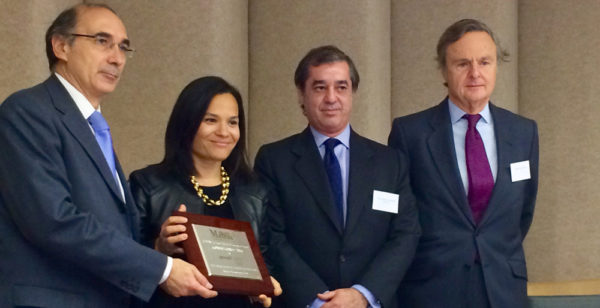 Gesvalt recibe el reconocimiento como consultora del año 2016
