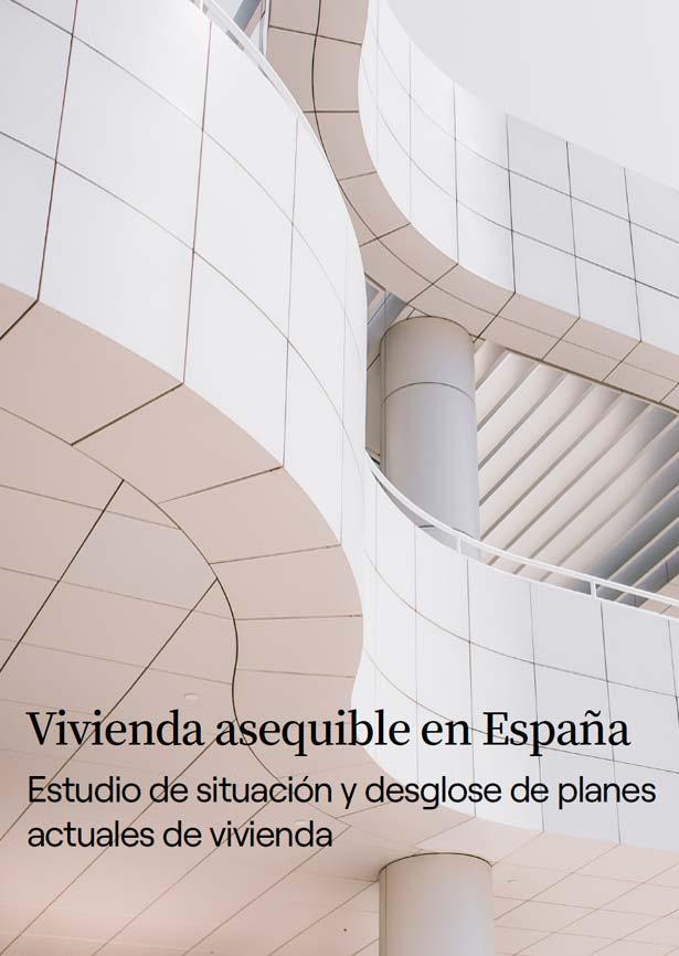 Vivienda asequible en España 2021