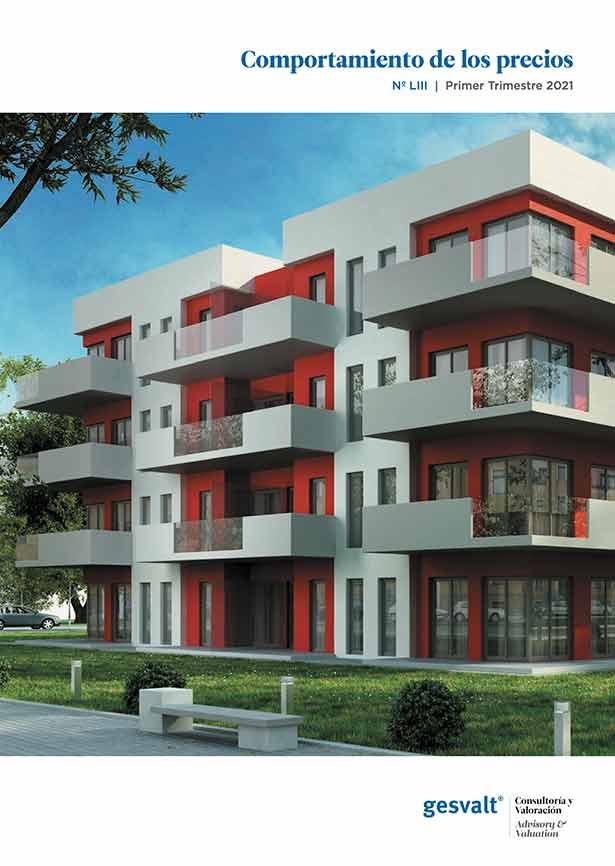 Informe precio de la vivienda 1T 2021