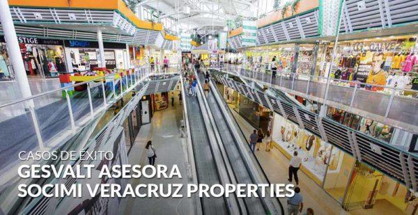 Gesvalt asesora a la socimi Veracruz Properties para su salida al MAB