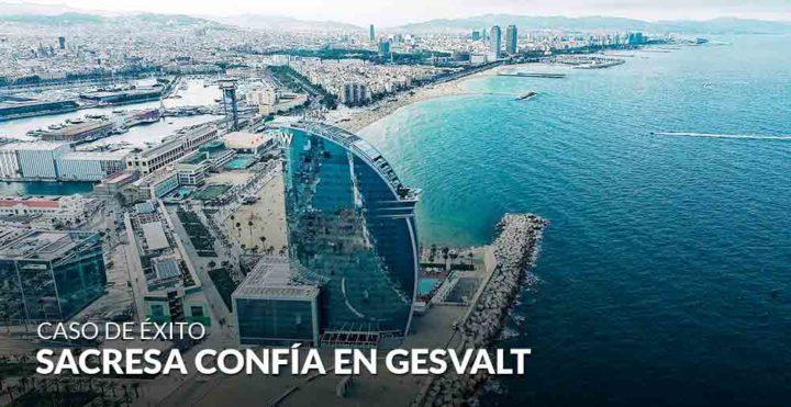 Sacresa confía en Gesvalt para el servicio de Project Monitoring en Barcelona