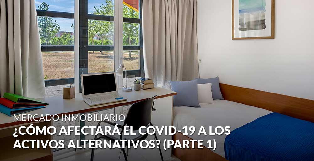 ¿Cómo afectará el COVID-19 a los activos alternativos?