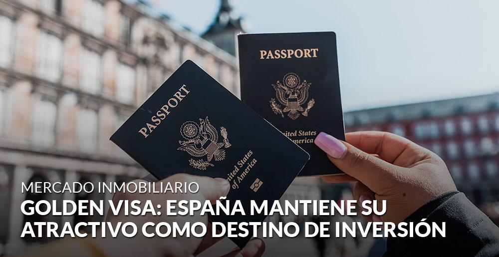 Golden Visa: España mantiene su atractivo como destino de inversión