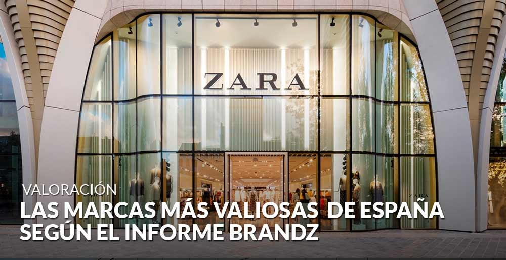 Las marcas más valiosas de España según el informe BrandZ
