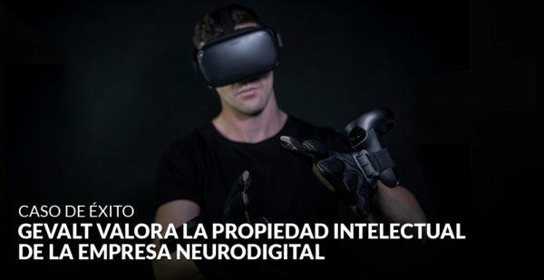 Gesvalt valora la propiedad intelectual de la empresa NeuroDigital