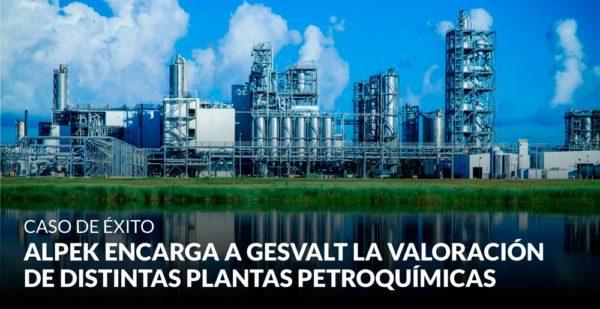 Alpek encarga a Gesvalt la valoración de distintas plantas petroquímicas en Reino Unido