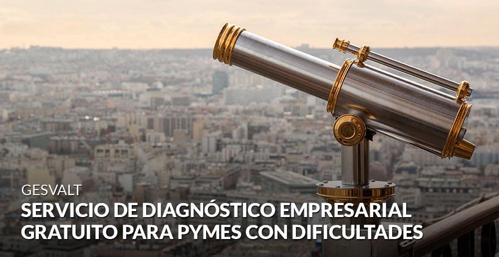 Gesvalt lanza un servicio de diagnóstico empresarial gratuito para Pymes con dificultades