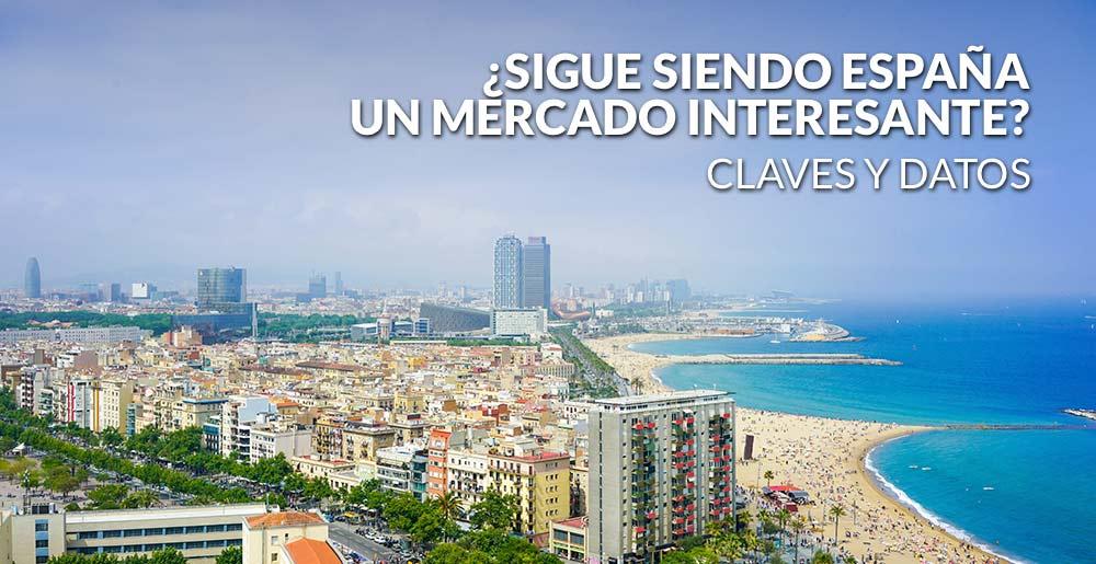 ¿Sigue siendo España un mercado inmobiliario interesante?