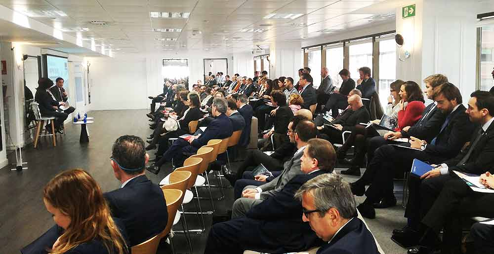 Gesvalt y Roca Junyent reúnen en Madrid al sector inmobiliario en un evento previo al MIPIM