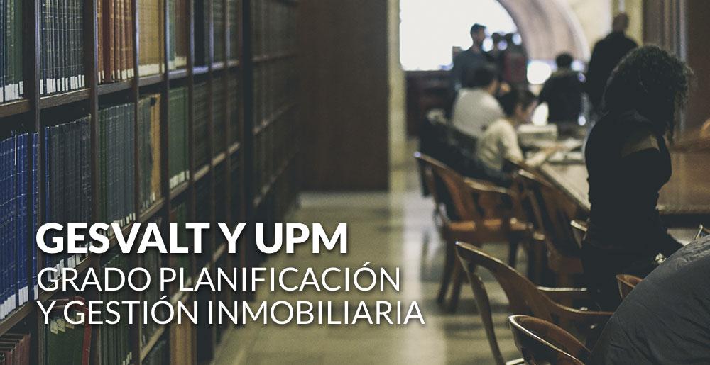 Gesvalt colabora con la Universidad Politécnica de Madrid