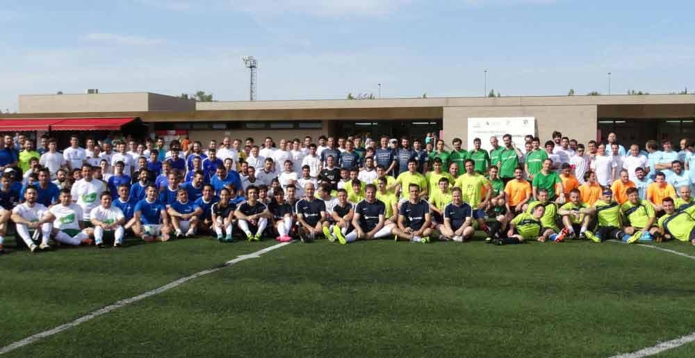 Inmobiliarios solidarios: Gesvalt se suma al II Torneo de fútbol 7 inclusivo a favor de la Fundación Down Madrid