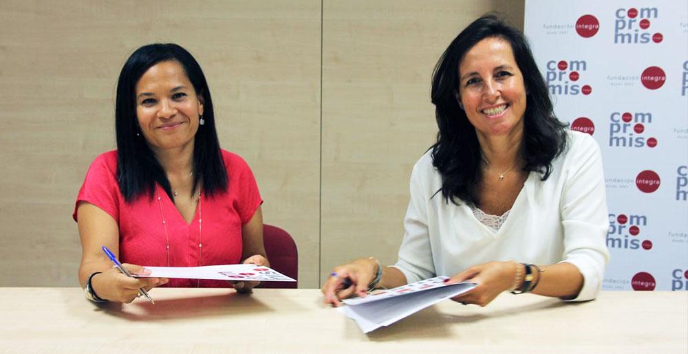 Gesvalt y Fundación Integra firman un acuerdo por los más vulnerables