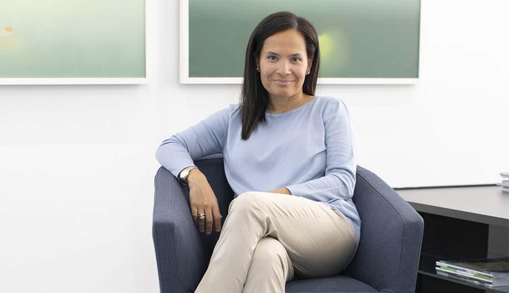"""Sandra Daza, premio """"Profesional destacada del año"""" ASPRIMA-SIMA"""