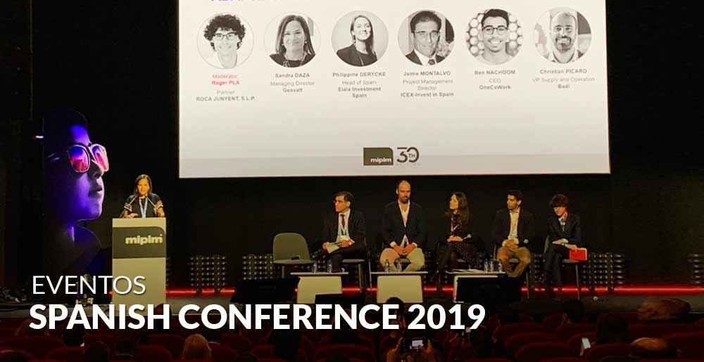La Spanish Conference de MIPIM aborda los nuevos modelos de negocio de Real Estate