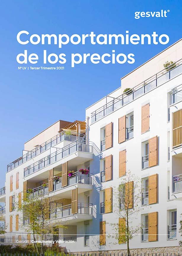 Informe precio de la vivienda 3T 2021